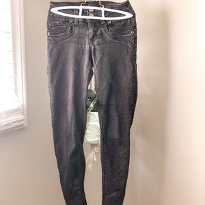 Black Extra Stretch Jean